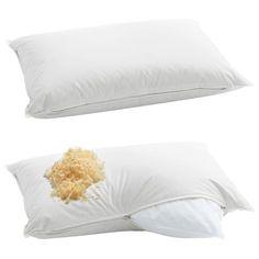 Kissen Casa Nature – Das Drei-Kammer-Kissen mit der Kraft von Schweizer Arvenholz Bed Pillows, Pillow Cases, Swiss Guard, Mattress, Pillows