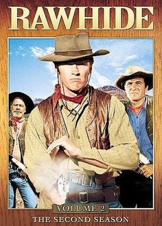 Before he became a fixture in the spaghetti Western genre, iconic actor Clint Eastwood shot to fame in the 1950s and '60s television series RAWHIDE. Considered one of the best TV Westerns of all time,