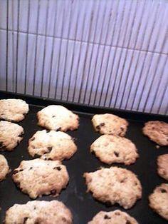 recette Cookies sans oeufs