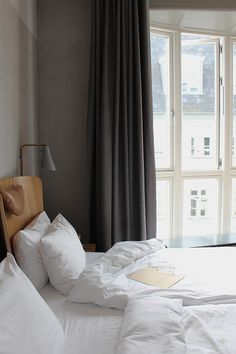TDC: My Stay at Hotel SP34 in Copenhagen