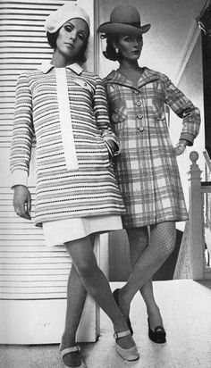 Vogue UK ♥ January 1968