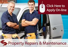 Self Employed Property Maintenance and Repairers Liability Insurance - UK Insurance from Blackfriars Group