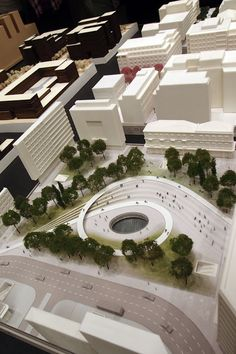 Rethink Athens: proposal for Omonia Square