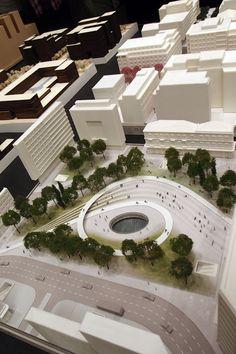 Rethink Athens: proposal for Omonia Square