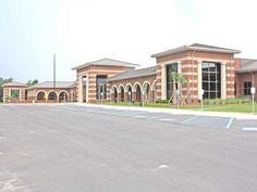 The New Richmond Hill, Georgia Middle School!  www.RandyBocook.com
