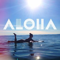 Aloha es todo lo que les digo.