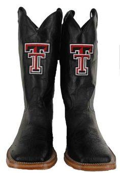 Texas Tech boots
