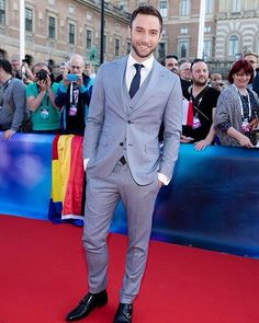 @manszelmerlow #handsome #handsome #loveyou #beautiful #amazing #ourhero #thebest #eurovision2016 #esc