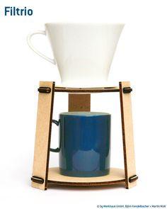 Filterkaffee – der große Trend! Jetzt mit coolem Helfer.