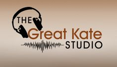 Sample Recording Studio Business Card front Recording Studio, Business Cards, Company Logo, Lipsense Business Cards, Name Cards, Visit Cards, Music Studios