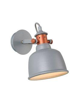 Verlicht de ruimte op een unieke manier met de Tjoll wandlamp van Lucide.