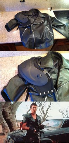 How to Make Max's Shoulder Pad - Mad Max Costumes