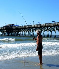 The Pier At Garden City Beach, SC, USA. Iu0027ve Been Here So Many Times I  Canu0027t Even Count! | Random Pins | Pinterest | Garden City Beach, City Beach  And Beach