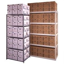 Box Storage Shelving can provide additional space and a secure way to store sensitive information. #ArchiveBoxShelving #RecordCenter #BusinessArchiveRecords #CustomDesign #Quality #Value #SpaceSaving #MultiLevelStorage #ModularStorage #AutomatedStorage #ShelvingSystems