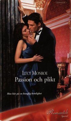 Harlequin Romantik Special - Passion och plikt (Lucy Monroe)  Begagnad Harlequin bok i bra skick ---- Byt in dina utlästa böcker hos oss mot andra! Vi köper, säljer o