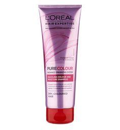 LOreal Paris Hair Expertise EverPure Colour Care and Moisture Shampoo 250ml - Boots