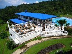 Amazing aerial view of Hotel Cristal Ballena - http://www.govisitcostarica.com/travelInfo/photo-gallery.asp?tag=beach-hotels
