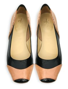 """Luxury women shoes made in """"inside out""""Technic"""