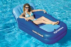 Swimming Swimming Accessories Systematic Water Hammock Pool Lounger Float Hammock Inflatable Rafts Swimming Pool Air Lightweight Floating Chair Compact And Portable Fashionable Patterns