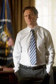 President Fitzgerald Grant (Tony Goldwyn)