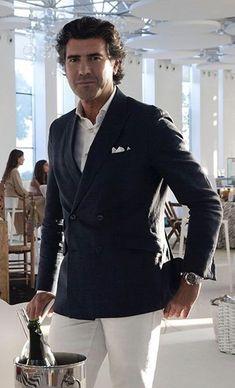 Double Breasted Suit, Suit Jacket, Blazer, Suits, Jackets, Men, Fashion, Down Jackets, Moda