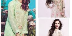 Agha Noor New Collection 2016 Classic & Embroidered Shirts