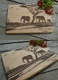 Personal Engraving For Wedding Cutting Board Housewarming Gift Wooden Cutting Board Cookware Original Wedding Gift Bridal Shower Gift