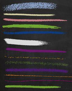 Chalk brushes for Adobe Illustrator