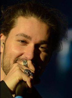 David Garrett beautiful♥ Great shot of David's rings!