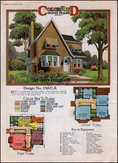 Home design floor plans, house floor plans, small house plans, house plans with Home Design Floor Plans, Plan Design, House Floor Plans, Vintage House Plans, Vintage Homes, Vintage Architecture, Second Empire, Sims House, House Layouts
