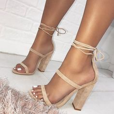 fashion shoes 2019 Strap Pumps women's work heels Fashion High Heels for more poppin pins Heeled Boots, Shoe Boots, Shoes Heels, Stiletto Heels, Heeled Sandals, Fancy Shoes, Me Too Shoes, Prom Heels, Aesthetic Shoes