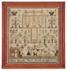 Buy online, view images and see past prices for English Needlework Sampler. Invaluable is the world's largest marketplace for art, antiques, and collectibles.