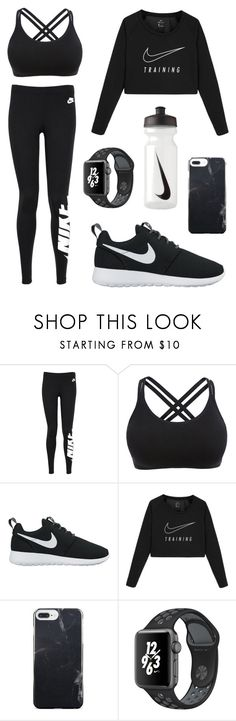 """Sport"" by trsca on Polyvore featuring NIKE"