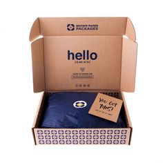 Brand Packaging, Box Packaging, Paper Bag Design, Clothing Packaging, Brown Paper Packages, Cardboard Packaging, Planner, Packaging Design Inspiration, Box Design