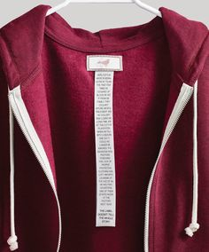 A few weeks ago, we discovered a campaign created by the Canadian Fair Trade Network. It highlights the point that a garment's tag really doesn't tell you much. Made in India, huh? What…