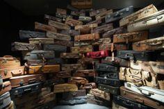 La memoria de los objetos observada por la artista japonesa ChiharuShiota