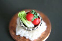 Miniature Polymer Clay Food