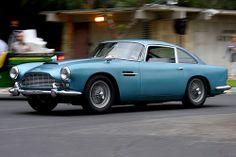 1961 Aston Martin DB4 Series IV - fvl