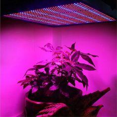 Full spectrum professione 120 w 85-265 v di alto potere led coltiva la luce per piante veg acquario garden orticoltura e la coltura idroponica crescere