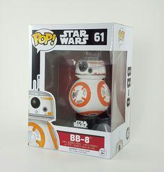 BB-8 DISNEY STAR WARS THE FORCE AWAKENS FUNKO POP