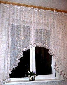 Шторы на арку на кухню: фото арочных окон, выкройка штор своими руками, тюли и занавески на двери, как сшить, видео-инструкция