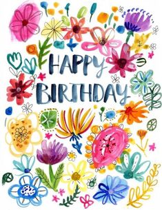 33 Ideas happy birthday images girls greeting card for 2019 Happy Birthday Wishes Cards, Happy Birthday Flower, Happy Birthday Beautiful, Happy Birthday Girls, Birthday Wishes Quotes, Happy Birthday Pictures, Happy Birthday Quotes, Birthday Cards, Funny Birthday
