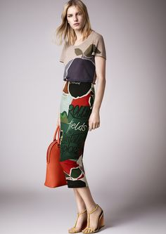 Burberry Prorsum Resort 2015 – Vogue
