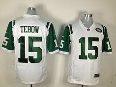 release date: 5873c b5e0e nike new york jets 15 tim tebow white limited jersey