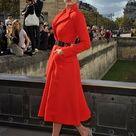 Leelee Sobieski em Christian Dior Haute Couture. http://www.vogue.xl.pt/estilo/look-do-dia/5216-look-do-dia-subida-ao-poder.html#