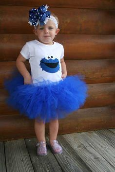 C is for Cookie Tutu Set ~ new to shop! www.sproutgear.com