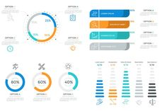 20 Live Graphs v.1 by Andrew_Kras on Envato Elements