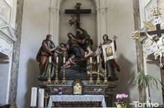 Macchina Processionale Chiesa della Santissima Annunziata http://www.seetorino.com/santissima-annunziata/