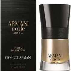 Parfüm Divat: Giorgio Armani Code Absolu férfi parfüm Giorgio Armani Code, Parfait, Rum, Coding, Lipstick, Beauty, Lipsticks, Rome