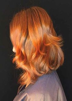 When it comes to metallic shades in hair colors, copper hair tops the list. So, here we have compiled the best variations of copper hair color that you can style your hair in! But let's first look at how you can color your hair copper right at home! Hair Color Guide, Color Your Hair, Love Your Hair, Cool Hair Color, Hair Colors, Copper Hair, Pretty Hairstyles, Woman Hairstyles, Dark Red